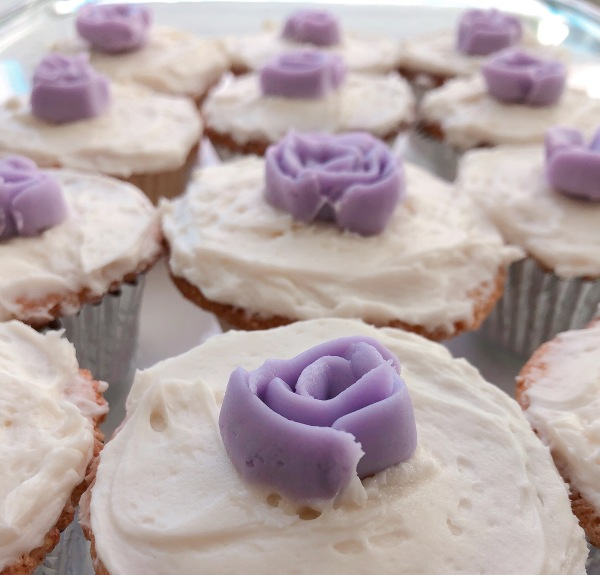 Lavender Frosting